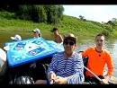 Всё видео со сплава по реке Чусовая - с 26.06. по 30.06.2018г.