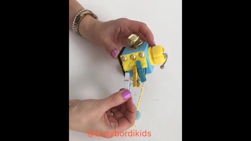 Baby Кубик из серии Лабиринт от 1,5 лет
