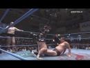 Masanobu Fuchi Osamu Nishimura Yoshitatsu vs Atsushi Maruyama TAJIRI Takao Omori AJPW Champion Carnival 2018 Day 14
