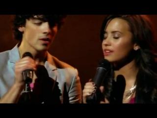 Jonas brothers, Demi Lovato, Miley Cyrus, Selena Gomez - Send It On