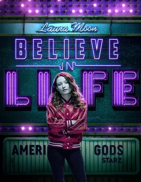 Персонажные постеры второго сезона «Американских богов» Starz поделились порцией персонажных постеров ко второму сезону телеадаптации «Американских богов». Продолжение фэнтези-драмы по роману
