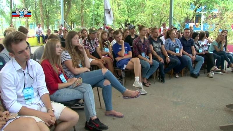 Участникам молодежного форума «Море» рассказали о работе современных СМИ