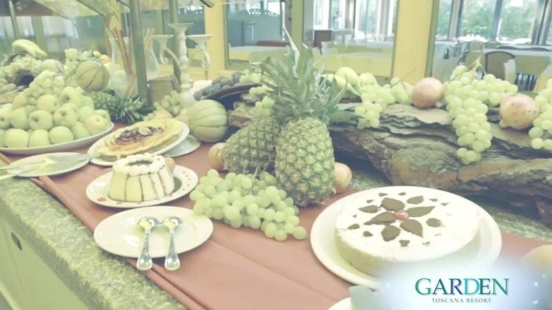 Garden Toscana Resort- gusto