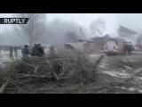 Авиакатастрофа в Киргизии: в результате крушения Boeing 747 погибли более 30 человек