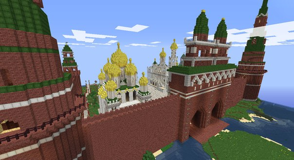 Minecraft схема постройки