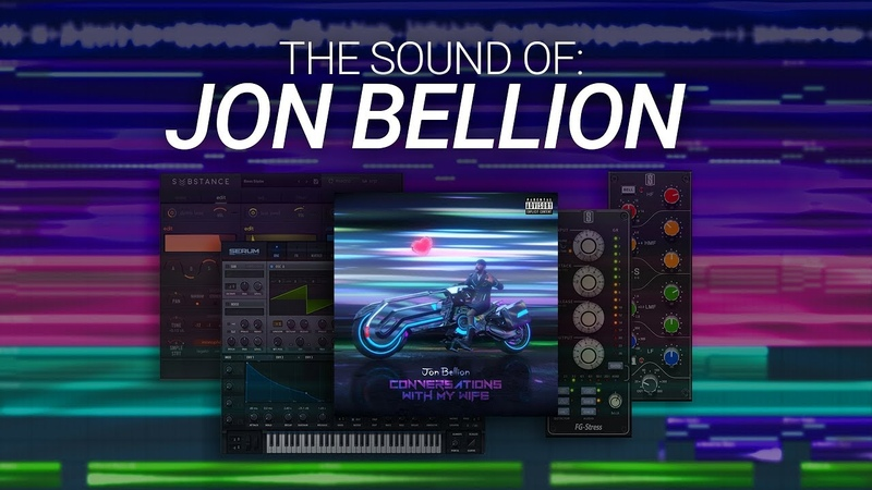 The Sound Of Jon Bellion - Conversations With My Wife (Sound Design, Arrangement, Lyrics)