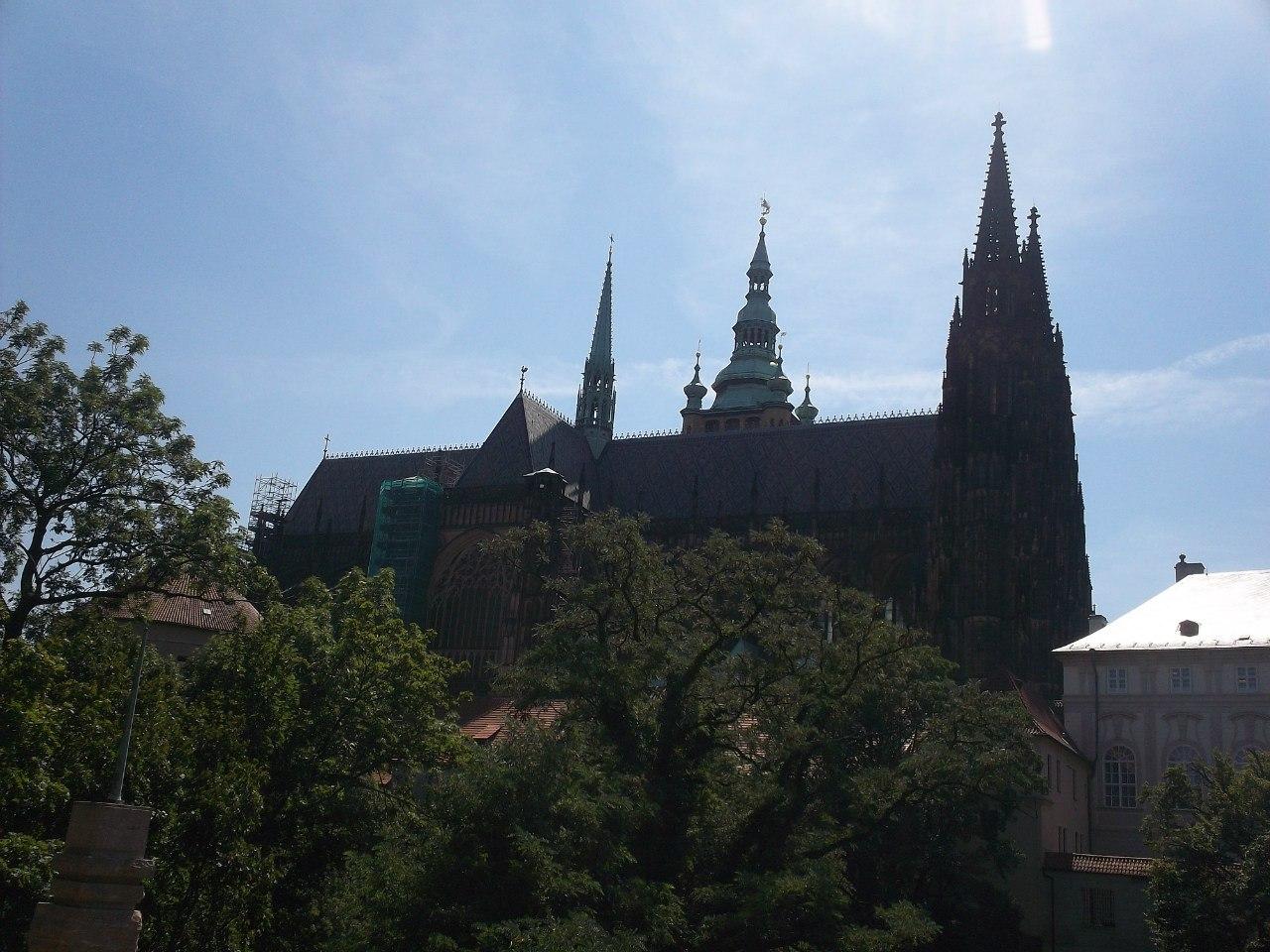 Елена Руденко ( Valteya ) . Чехия. Прага. Лето 2012. I7wqAOvxGCY
