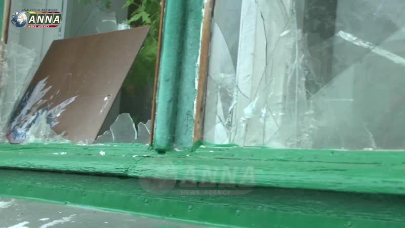 От обстрела ВСУ ранена жительница Гольмы.