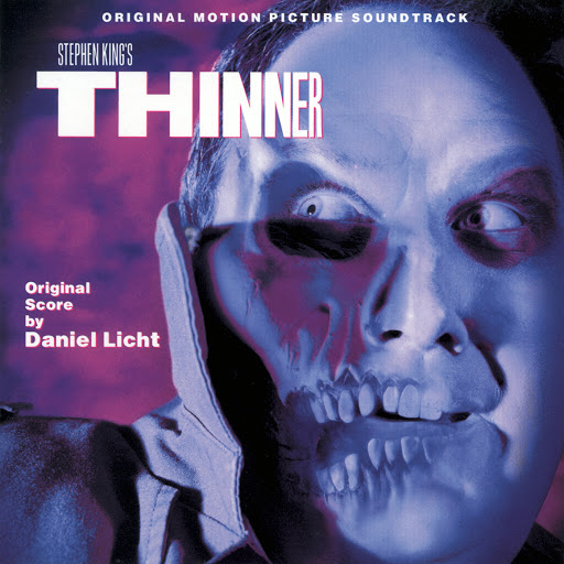 Daniel Licht альбом Thinner (Original Motion Picture Soundtrack)