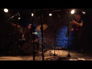 Mats Gustafsson & Paal Nilssen-Love, Cracow - ALCHEMIA, Jan 27th 2014