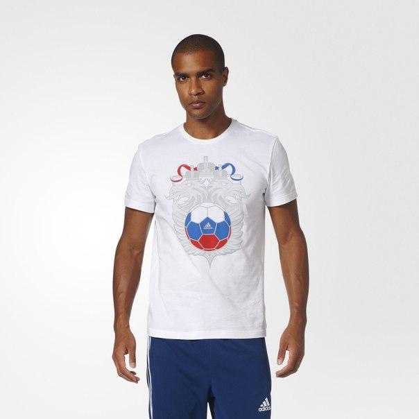 Футболка Россия Eagle