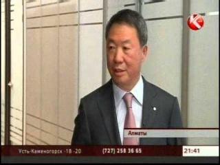 Банк ЦентрКредит: репортаж на телеканале КТК