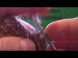 Варежки с пальчиками крючком