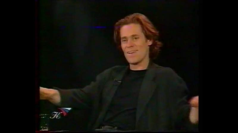 В студии актерского мастерства. Уиллем Дефо (Сезон 3, Эпизод 12 , 1996 г.)