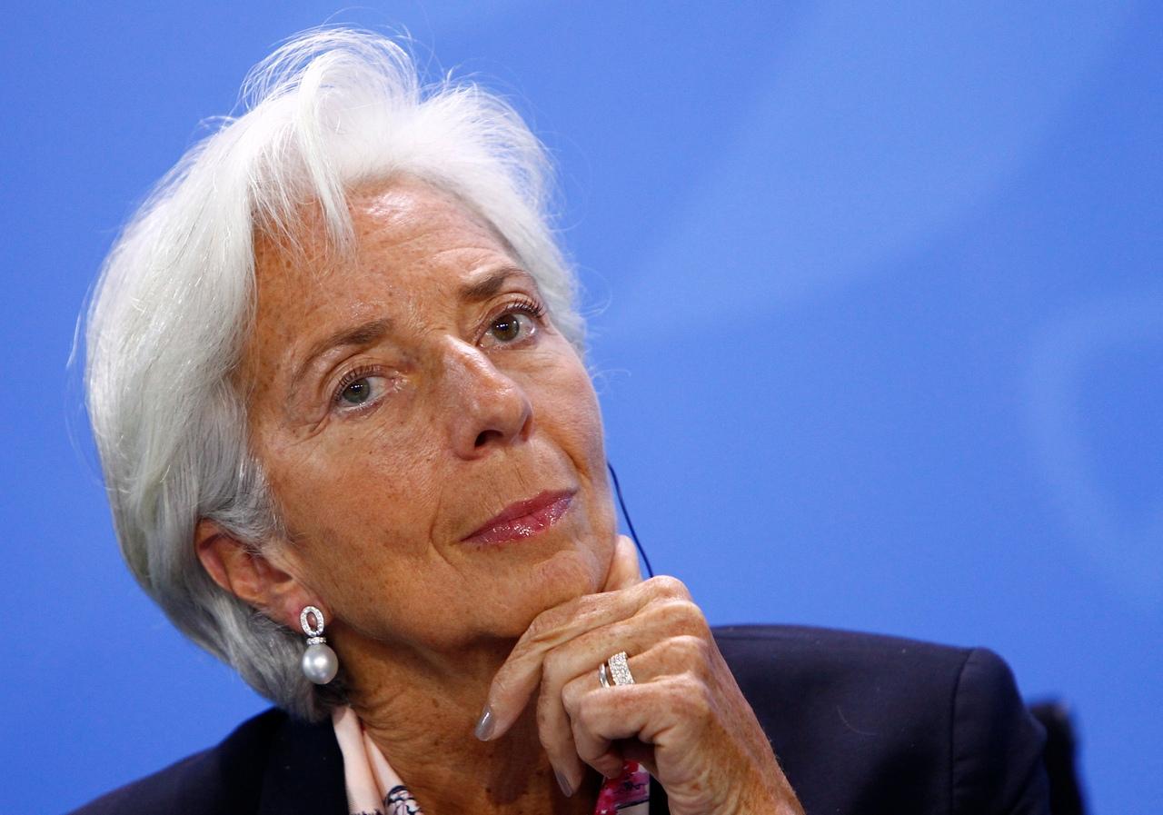 Глава МВФ прокомментировала решение ЕС по долгу Греции