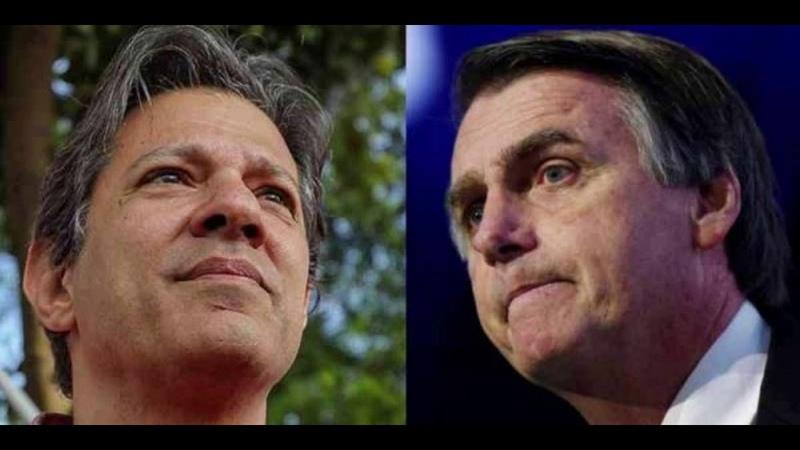 Já que Bolsonaro foge dos debates, Globo fará sabatina com Haddad