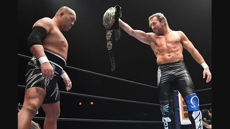 Kenny Omega vs Tomohiro Ishii Highlights(Destruction In Hiroshima2018⁄IWGP Heavyweight Championship)
