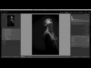 Creating great Black and white images using Lightroom. Matt Brodie Photographic Training: Episode 8: