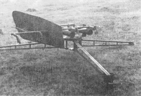 ЯЙЦА САЛАШИ Во время ВОВ разрабатывались различные виды вооружения и техники и средств противодействия. В Советском Союзе начались попытки создания противотанковых гранатометов или