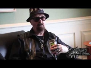 Judas Priest: Rob Halford, Glenn Tipton and Richie Faulkner talk