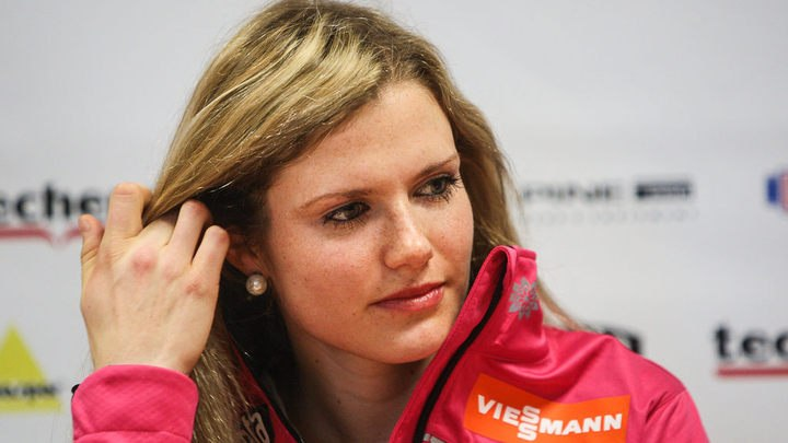 Новая надежда. Габриэла Соукалова - Чемпионат хоккейных блогеров ...