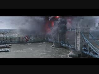 Spider-man- far from home - official teaser trailer