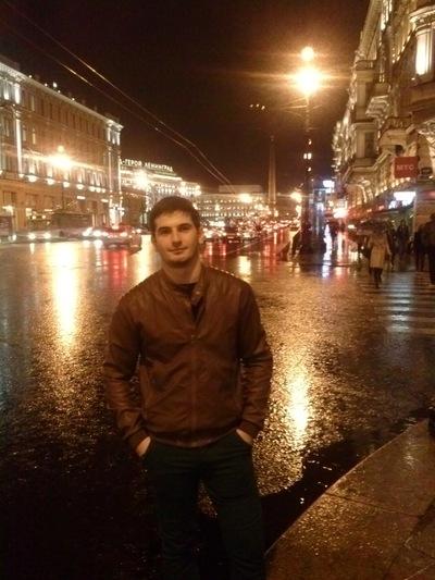 Алим Ильязов, 2 апреля 1993, Санкт-Петербург, id220623630