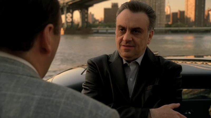 The Sopranos (Клан Сопрано) | Джони Сэк дает возможность сделать все правильно