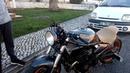 Suzuki Bandit motorcycle cafe racer