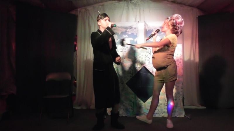 Катерина Яркая Валентин Сурков Не перебивай пижамная вечеринка Спокойной ночи теплоход Козьма Минин 2018