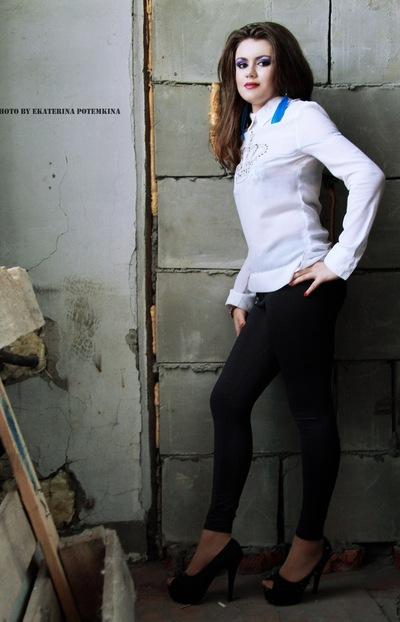 Полина Романова, 30 апреля , Москва, id13513411