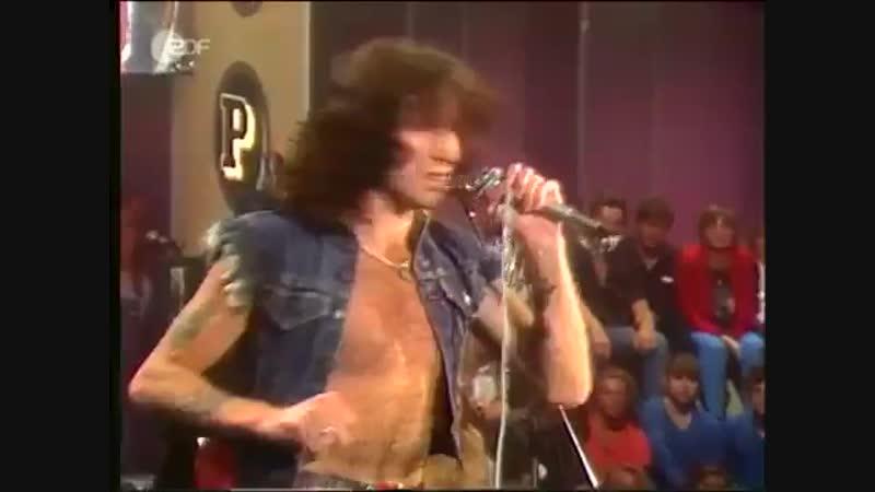 AC_DC - Highway To Hell (живое выступление 1979 года)