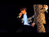 [FanCam] 130420 BEAST -YoSeop Transitions dialogue @Joint Concert in Taiwan