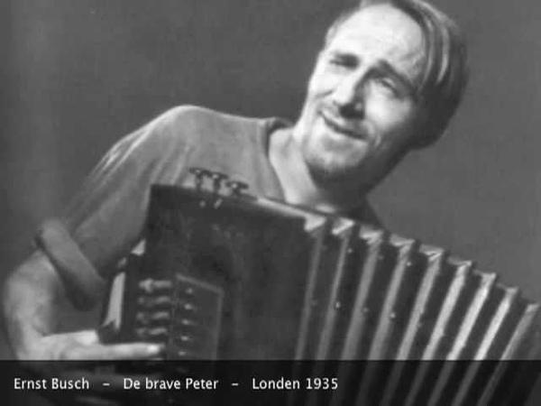 Ernst Busch - De brave Peter - 1935