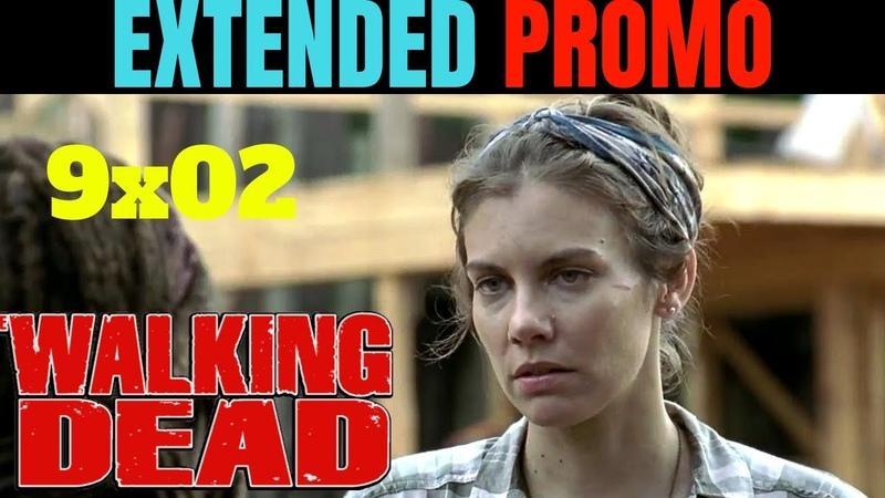 The Walking Dead 9x02 'The Bridge' EXTENDED PROMO HD Season 9 Episode 2 TWD S09E02 Sneak Peek