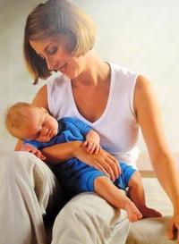 Baby-yoga - занятия для мам и малышей
