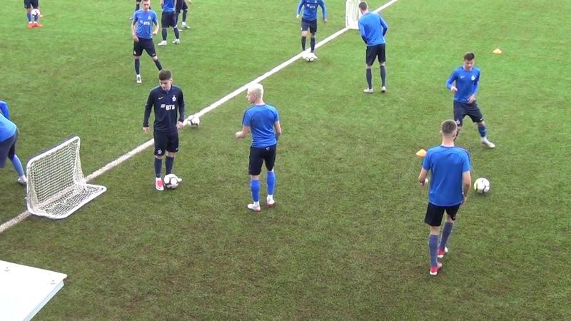 Юношеская Лига U-17: подготовка полным ходом
