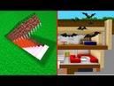 СЕКРЕТНАЯ БАЗА ВАМПИРОВ в Майнкрафт выживание Скрытый Дом Бункер мультик для детей видео Minecraft