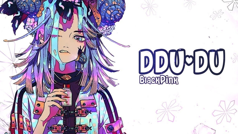 Nightcore - DDU-DU DDU-DU (English version) - (Lyrics)