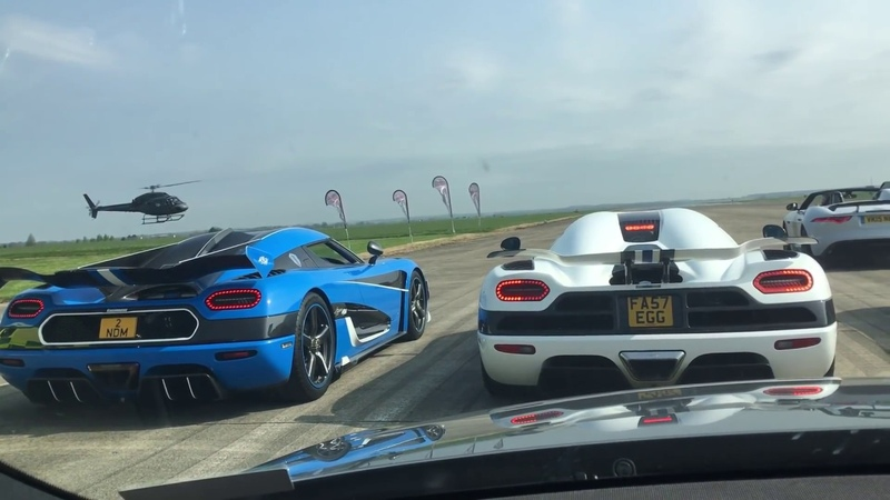 Очередной рекорд Koenigsegg, BloodHound SSC, Nissan GTR 50, Новый аккумулятор Honda