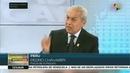 Caída del fiscal peruano Pedro Chávarry inició con unos audios