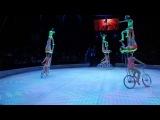 1 Икарийские игры на велосипедах Китай