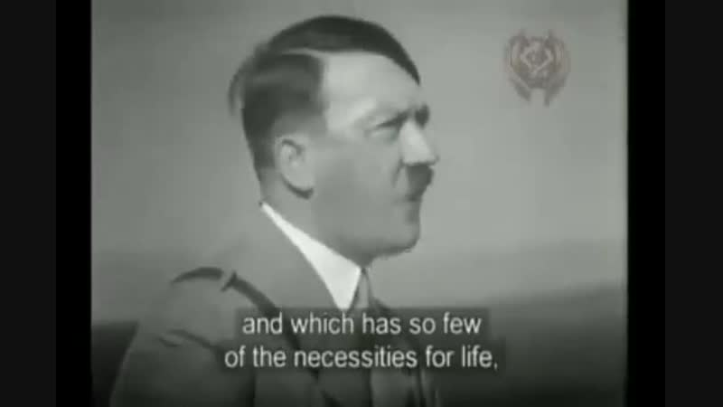 Hitlers struggle against the Zionist elite and Bolshevism