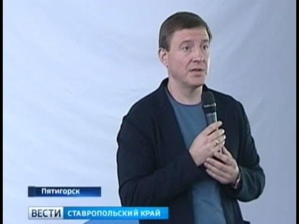 Андрей Турчак презентовал на форуме Машук новый проект сторонников Партии
