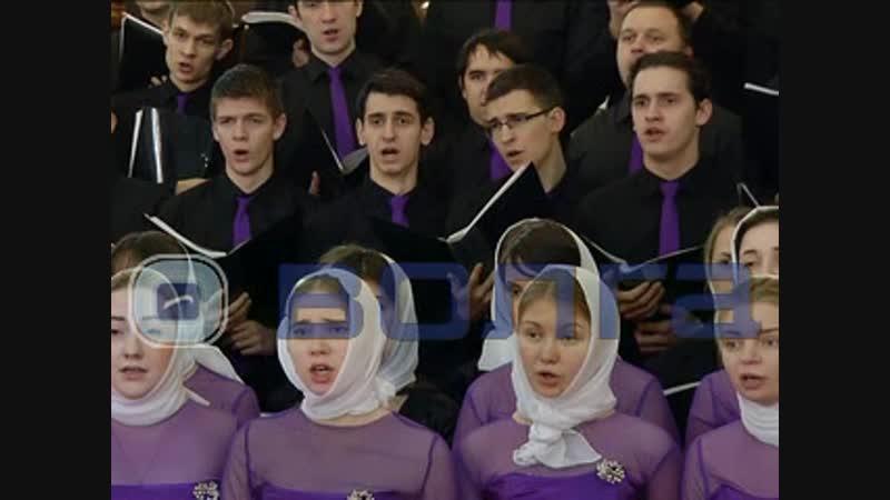 2019.01.12 Рождественский хоровой собор (ТК Волга)