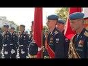 Встреча участников столичного Парада Победы