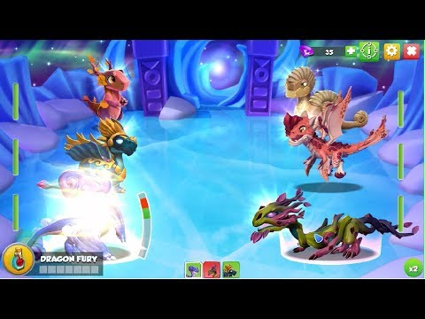 Dragon Mania Legends Attack on the battlefield , Dragon Mania Legends Walkthrough part 1114 HD