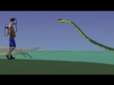 Mario Lanzas -Size Comparison 2_ Aquatic Dinosaurs, Reptiles and Mammals of prehistory