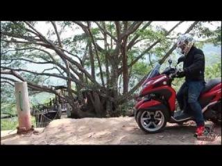 Mocyc TV : Mini Test Yamaha Tricity [Teaser]