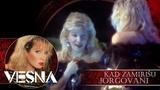 Vesna Zmijanac &amp Dino Merlin - Kad zamirisu jorgovani - (Official Video 1989)